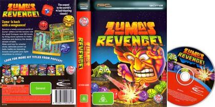 Zuma's Revenge! (Eng) (2009) - Download ISO (PC)