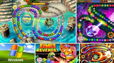Zuma's Revenge: Limited Edition Lunch Box (Eng) - Buy or Download ISO ROM IMG (PC) | EmuGun.Com