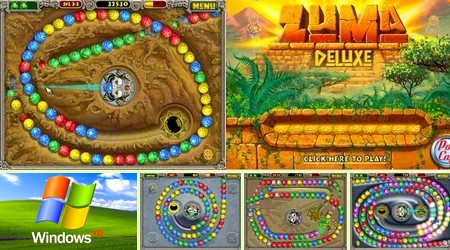 Zuma Deluxe (Eng) (2006) - Download ISO ROM IMG (PC) | EmuGun.Com