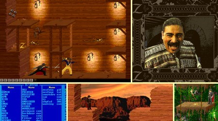 Zorro: A Cinematic Action Adventure (Eng US) (1995) - Download ISO ROM IMG (DOS IBM PC) | EmuGun.Com