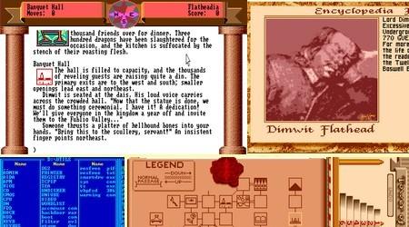 Zork Zero: The Revenge of Megaboz (Eng) (1988) - Download ISO ROM IMG (DOS IBM PC) | EmuGun.Com