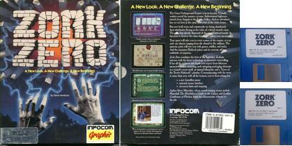 Zork Zero: The Revenge of Megaboz (Eng) (1988) - Download (DOS)