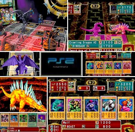 Yu-Gi-Oh! The Duelists of the Roses (NTSC-U US EU PAL Eng Fr Ger De Spa Es Ita) - Download ISO ROM (PS2) | EmuGun.Com