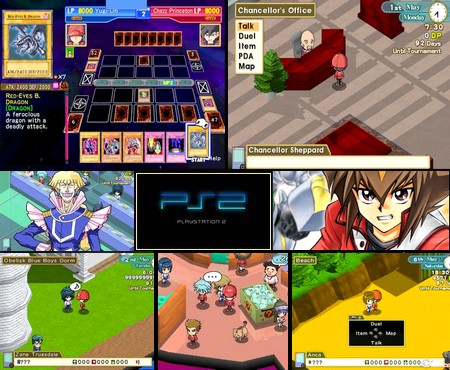 Yu-Gi-Oh! GX: The Beginning of Destiny (NTSC-U US Eng) - Download ISO ROM (PS2) | EmuGun.Com