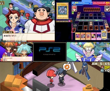 Yu-Gi-Oh Duel Monsters GX: Tag Force Evolution (J) - Download ISO ROM (PS2) | EmuGun.Com