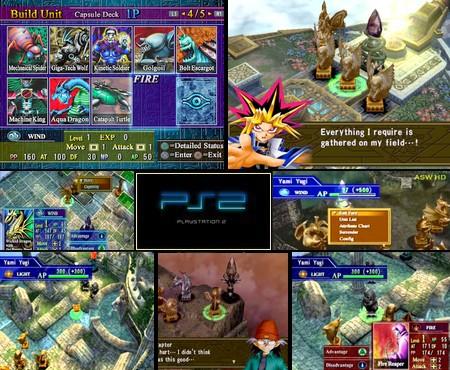 Yu-Gi-Oh! Capsule Monster Colosseo (PAL Ita) - Download ISO ROM (PS2) | EmuGun.Com