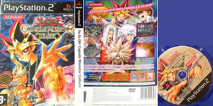 Yu-Gi-Oh! Capsule Monster Coliseo (PAL Spa Es) - Download ISO ROM (PS2) | EmuGun.Com