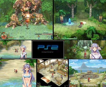 Ys: The Ark of Napishtim (PAL EU NTSC-U US Jap Eng Ger De Fr Spa Es Ita Kor) - Download ISO ROM (PS2)   EmuGun.Com