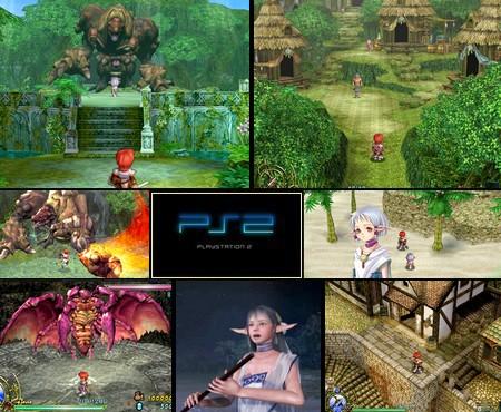 Ys: Napishtim no Hako (J) - Download ISO ROM (PS2) | EmuGun.Com