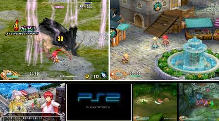Ys V: Lost Kefin, Kingdom of Sand (J) - Download ISO ROM (PS2) | EmuGun.Com