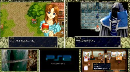 Ys I & II - Eternal Story (Limited Edition) (J) - Download ISO ROM (PS2) | EmuGun.Com