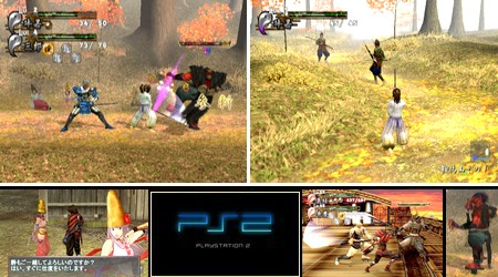 Yoshitsune-ki (J) - Download ISO ROM (PS2) | EmuGun.Com
