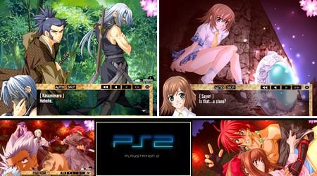 Yo-Jin-Bo: Unmei no Freude (J) - Download ISO ROM (PS2) | EmuGun.Com