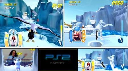 YetiSports Arctic Adventures (EyeToy) (PAL EU Eng Ger De Fr Spa Es Ita) - Download ISO ROM (PS2) | EmuGun.Com