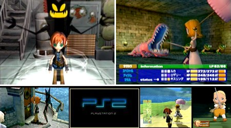 Yappa RPG Desho (Demo) (J) - Download ISO ROM (PS2) | EmuGun Com