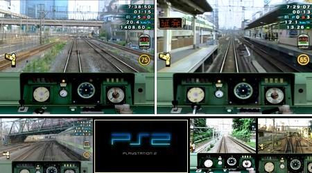 The Yamanote Sen: Train Simulator Real (J) - Download ISO ROM (PS2)   EmuGun.Com