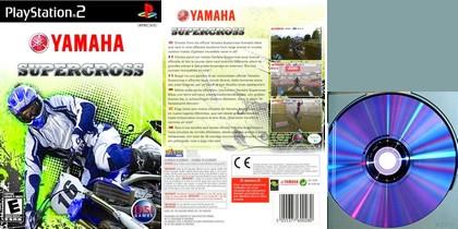 Yamaha Supercross (NTSC-U US PAL EU Eng) - Download ISO ROM (PS2) | EmuGun.Com