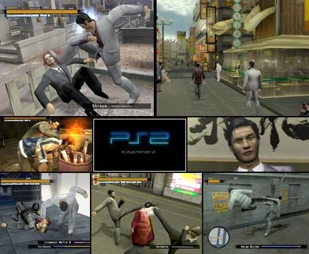 Yakuza 2 (NTSC-U US PAL EU Eng) - Download ISO ROM (PS2) | EmuGun.Com