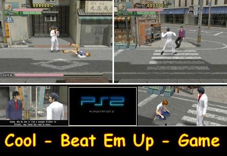 Yakuza Fury (PAL EU Eng) - Download ISO ROM (PS2) | EmuGun.Com
