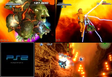 Xyanide (J) - Download ISO ROM (PS2)   EmuGun.Com