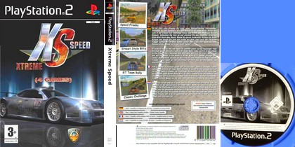 Xtreme Speed (PAL EU Eng) - Download ISO ROM (PS2) | EmuGun.Com