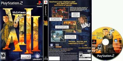 XIII (Thirteen) (NTSC-U US PAL EU Eng Fr Ger De Spa Es Ita) - Download ISO ROM (PS2) | EmuGun.Com