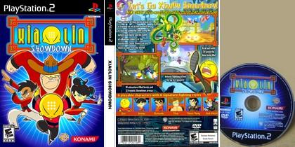 Xiaolin Showdown (NTSC-U US PAL EU Eng Fr Ger De Spa Es It) - Download ISO ROM (PS2) | EmuGun.Com