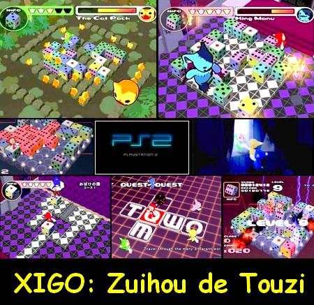 XIGO: Zuihou de Touzi (Chinese) (Asia) - Download ISO ROM (PS2) | EmuGun.Com