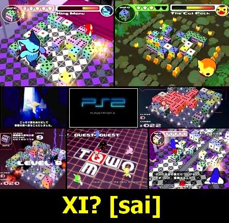 XIゴ [sai] (J) - Download ISO ROM (PS2)   EmuGun.Com