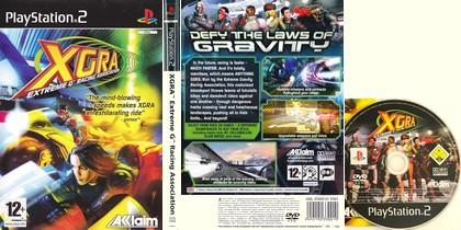 XGRA: Extreme-G Racing Association (NTSC-U US PAL EU Eng Fr Ger De Spa Es It) - Download ISO ROM (PS2) | EmuGun.Com