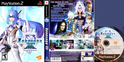 Xenosaga Episode III: Also sprach Zarathustra (NTSC-U US Eng) - Download ISO
