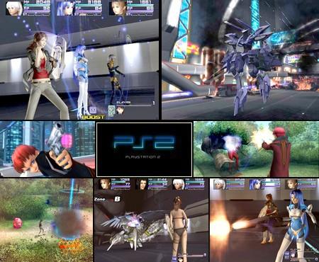 Xenosaga Episode II: Jenseits von Gut und Bose (J) - Download ISO ROM (PS2) | EmuGun.Com