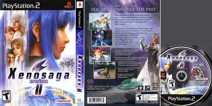 Xenosaga Episode II: Jenseits von Gut und Böse (NTSC-U US PAL EU Eng Fr Ger De) - Download ISO ROM (PS2) | EmuGun.Com