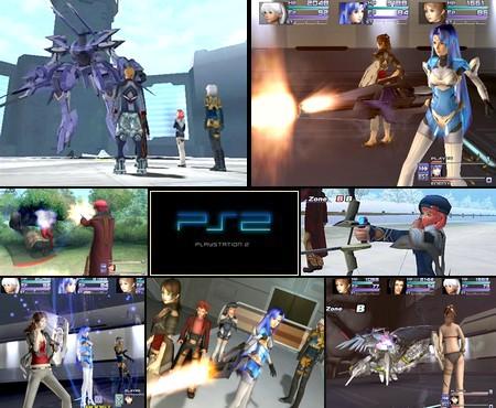 Xenosaga Episode II: Jenseits von Gut und Böse (NTSC-U US PAL EU Eng Fr Ger De) - Download ISO ROM (PS2)   EmuGun.Com
