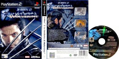 X-MEN 2: La Vendetta Di Wolverine (PAL EU Italiano) - Download ISO ROM (PS2) | EmuGun.Com