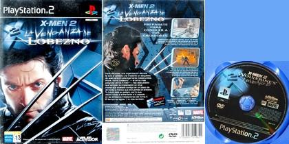 X-Men 2: La Venganza de Lobezno (PAL EU Spanish, Español) - Download ISO ROM (PS2) | EmuGun.Com