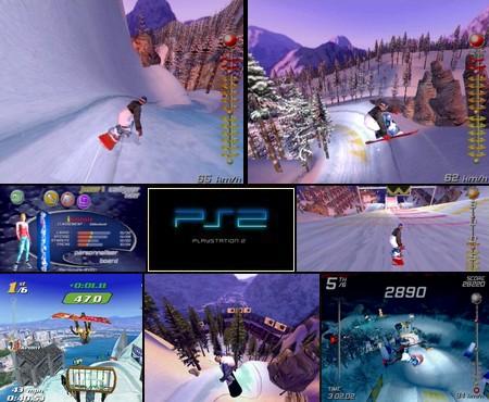 X-treme Racing SSX (J) - Download ISO ROM (PS2) | EmuGun.Com