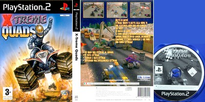 X-treme Quads (PAL EU Eng) - Download ISO