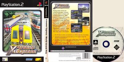 X-treme Express: World Grand Prix (PAL EU Eng) - Download ISO ROM (PS2) | EmuGun.Com