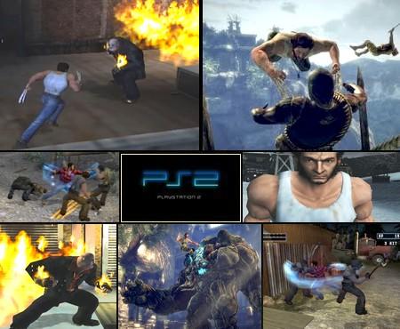 X-Men Origins: Wolverine (NTSC-U US PAL EU Eng Fr Ger De Spa Es Ita) - Download ISO ROM (PS2) | EmuGun.Com
