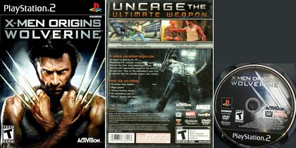 X-Men Origins: Wolverine (NTSC-U US PAL EU Eng Fr Ger De Spa Es Ita) - Download ISO