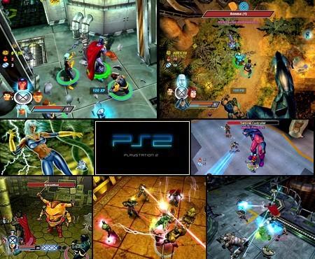 X-Men Legends II: Rise of Apocalypse (NTSC-U US PAL EU Eng Fr Ger De Spa Es Ita) - Download ISO ROM (PS2) | EmuGun.Com