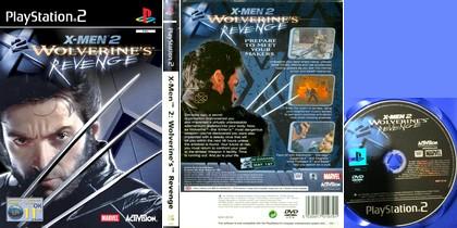 X-Men 2: Wolverine's Revenge (PAL EU Eng Fr Ger De Spa Es Ita) - Download ISO ROM (PS2) | EmuGun.Com