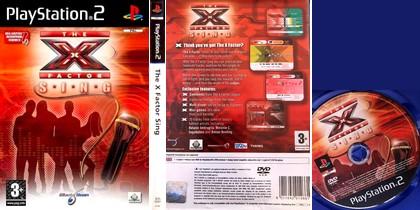 The X-Factor: Sing (PAL EU Eng) - Download ISO ROM (PS2) | EmuGun.Com