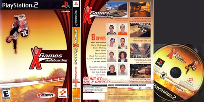 X Games Skateboarding (NTSC-U US PAL EU Eng De Fr Jap) - Download ISO