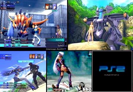 Xenosaga Episode III (UnDub) (USA Japanese voice - Eng sub text) - Download ISO ROM (PS2) | EmuGun.Com
