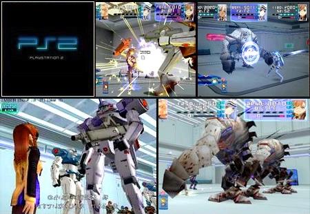 Xenosaga Episode I: Der Wille zur Macht (UnDub) (USA Eng text sub - Jap voice) - Download ISO ROM (PS2)
