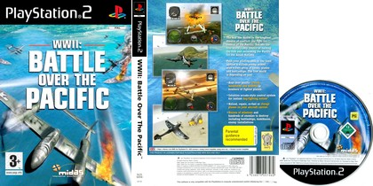 WWII: Battle Over The Pacific (PAL EU Eng) - Download ISO ROM (PS2)
