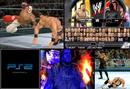 WWE SmackDown vs. Raw 2011 (NTSC-U US PAL EU Eng De Fr Es It) - Download ISO ROM (PS2)