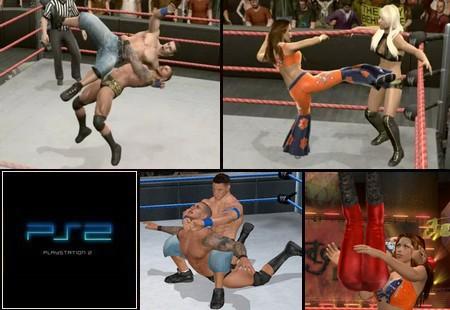WWE SmackDown vs. Raw 2010 (PAL EU NTSC-U US Eng Es It De Fr) - Download ISO ROM (PS2) | EmuGun.Com